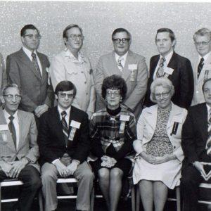 1970 Board of Directors