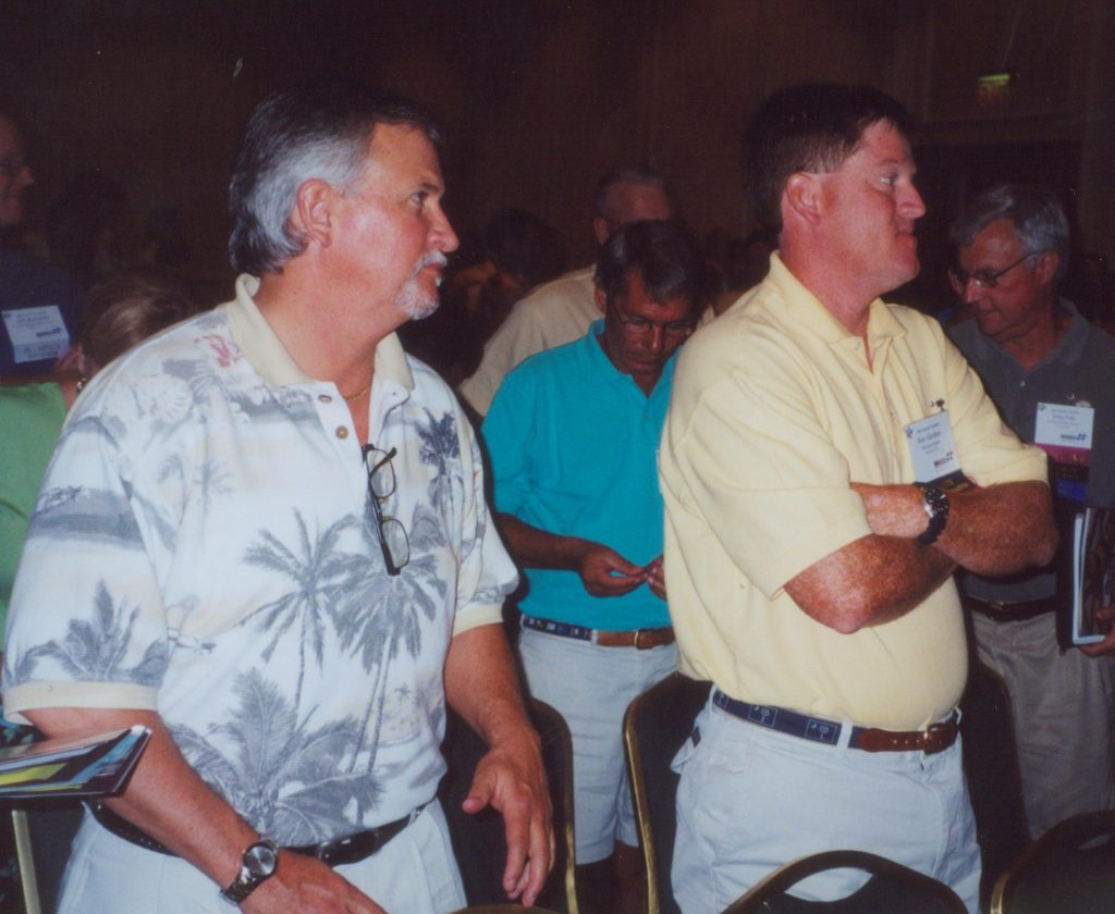 Chapter Meetings – 2005
