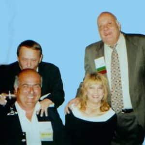 David Bennet, Al Randall, Marlene Hansen, Clarence Strickland